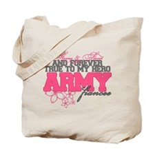 Strong&Sweet Army Fiancee Tote Bag