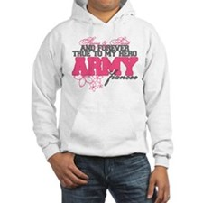 Strong&Sweet Army Fiancee Hoodie