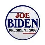 Joe Biden 2008 Christmas Ornament