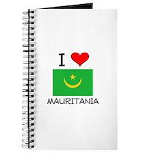 I Love Mauritania Journal