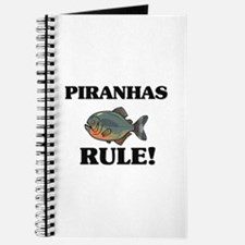 Piranhas Rule! Journal