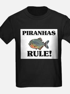 Piranhas Rule! T