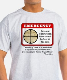 Funny Rage against T-Shirt