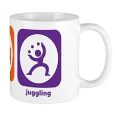 Eat Sleep Juggling Mug