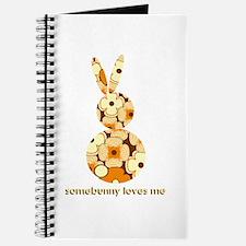 somebunny loves me #2 Journal