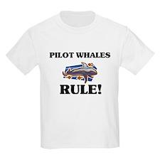 Pilot Whales Rule! T-Shirt
