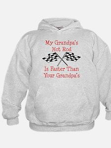 Grandpas Hotrod Is Fast Hoodie