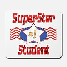 Superstar Student Mousepad