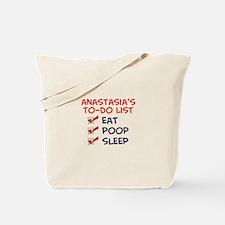 Anastasia's To-Do List Tote Bag