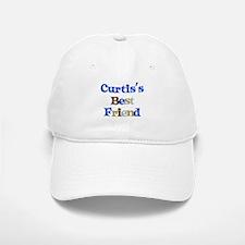 Curtis's Best Friend Baseball Baseball Cap