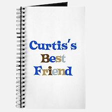 Curtis's Best Friend Journal