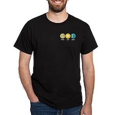 Peace Love Greek T-Shirt