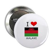"""I Love Malawi 2.25"""" Button"""