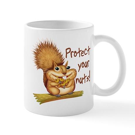 Protect Your Nuts Mug