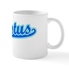 Retro Augustus (Blue) Mug
