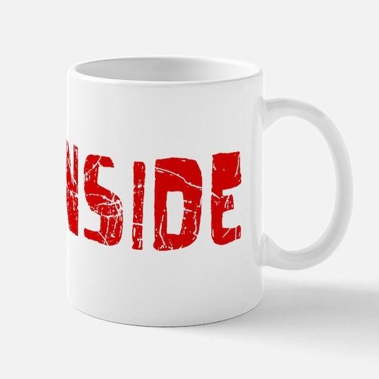 Oceanside Faded (Red) Mug