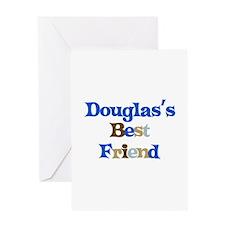 Douglas's Best Friend Greeting Card