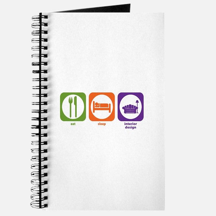 Eat Sleep Interior Design Journal