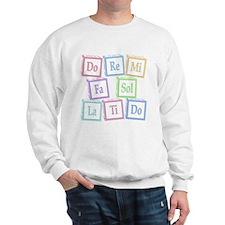 Solfege Baby Blocks Sweatshirt