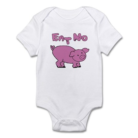 Eat No Pigs Infant Bodysuit