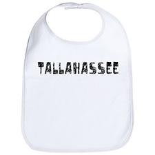 Tallahassee Faded (Black) Bib