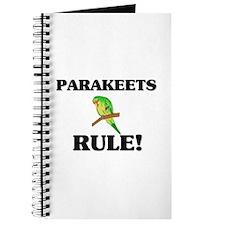 Parakeets Rule! Journal