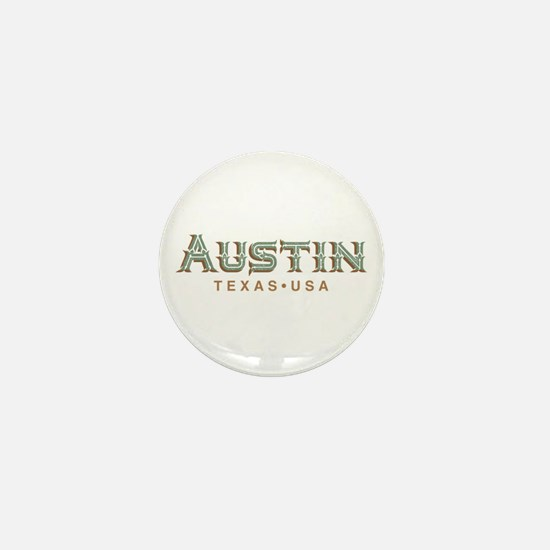 Retro Austin Mini Button