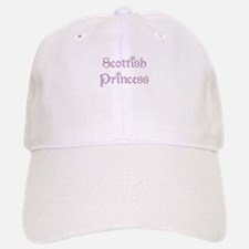 Scottish Princess Baseball Baseball Cap