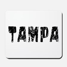 Tampa Faded (Black) Mousepad