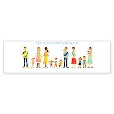 Bumper Sticker- API Family