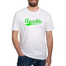 Vintage Agadir (Green) Shirt