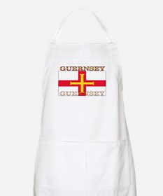 Guernsey Flag BBQ Apron
