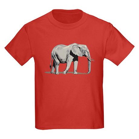 Elephant Kids Dark T-Shirt