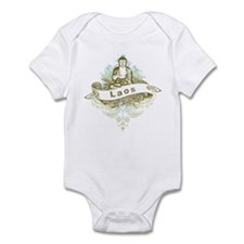 Buddha Laos Infant Bodysuit