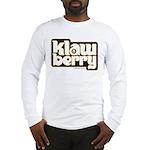 KlawBerry Logo Long Sleeve T-Shirt