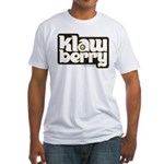 KlawBerry Logo Fitted T-Shirt