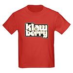 KlawBerry Logo Kids Dark T-Shirt