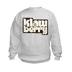 KlawBerry Logo Kids Sweatshirt