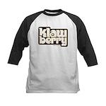 KlawBerry Logo Kids Baseball Jersey
