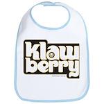 KlawBerry Logo Bib