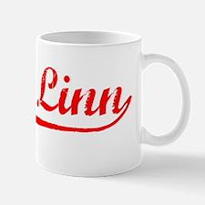 Vintage West Linn (Red) Mug