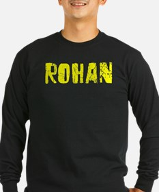 Rohan Faded (Gold) T