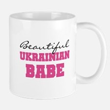 Ukrainian Babe Mug