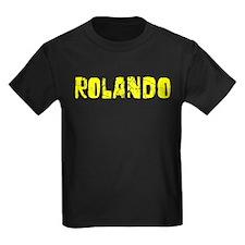 Rolando Faded (Gold) T