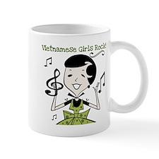 Vietnamese Girls Rock Mug