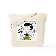 Vietnamese Girls Rock Tote Bag
