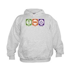 Eat Sleep Histology Hoodie