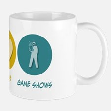 Peace Love Game Shows Mug