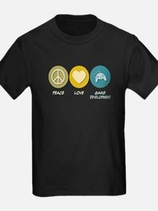 Peace Love Game Development T
