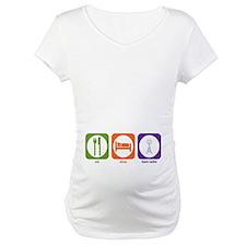 Eat Sleep Ham Radio Shirt